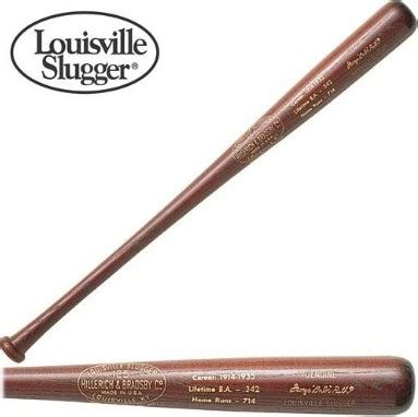 Louisville Slugger: It's Gone—And You Can Tell That one ...