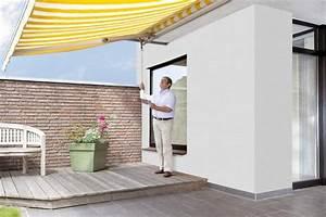 31 bilder ideen fur gelb im innenraum With markise balkon mit 3d tapeten für die küche