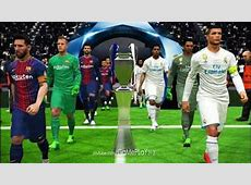 UEFA Champions League 2018 final [UCL] Real Madrid vs FC