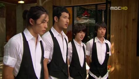 The cast of coffee prince: Drama Queen Reviews: KDrama Review: Coffee Prince