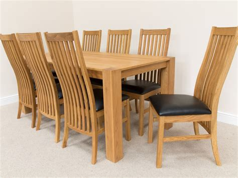 dining chairs oak oak dining tables and chairs marceladick 3327