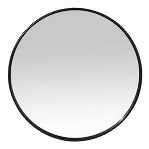 Rouleau Adhésif Décoratif Gifi : finest chambre petit miroir rond miroir rond mural en fer ~ Nature-et-papiers.com Idées de Décoration