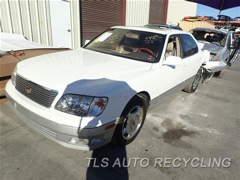 vehicle repair manual 1994 lexus ls windshield wipe control parting out 2000 lexus ls 400 stock 6399yl tls auto recycling
