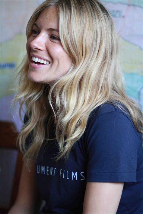 Oh Yea Sienna Miller Photo Hair Blonde Hair Sienna