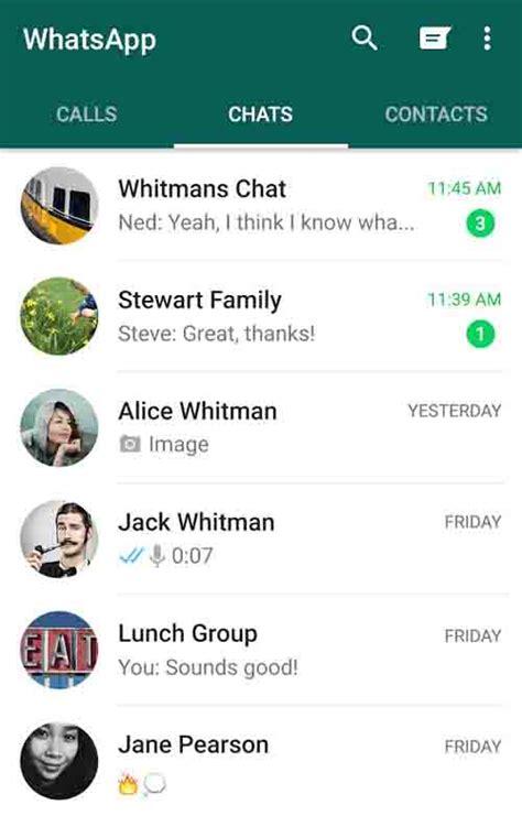 دانلود نرم افزار whatsapp واتس اپ برای اندروید و ویندوز دانلود رایگان