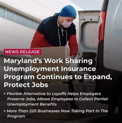 25,252 likes · 371 talking about this · 704 were here. Maryland's Work Sharing Unemployment Insurance Program Continues to Expand, Protect Jobs - The ...