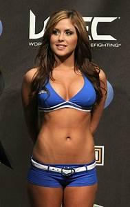 Brittney Palmer - UFC Octagon Girl | UFC Octagon Girls ...