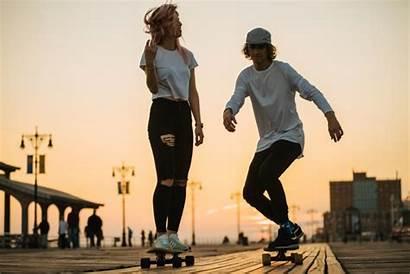 Longboard Five Skateboards Reactions Fad Revelation Fast