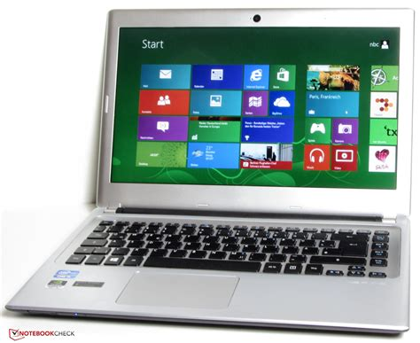 Review Acer Aspire V5-471g Notebook