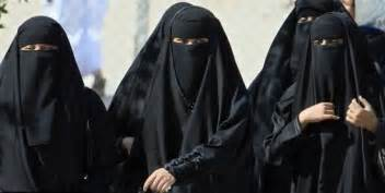 Image result for images of women in burqas