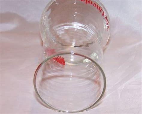 upside  cola   uncola glass glasses