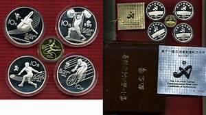 Holzbox Nach Maß : satz 4 x 10 yuan silber 100 yuan gold 1989 china volksrepublik prc asian games pp set polierte ~ Sanjose-hotels-ca.com Haus und Dekorationen