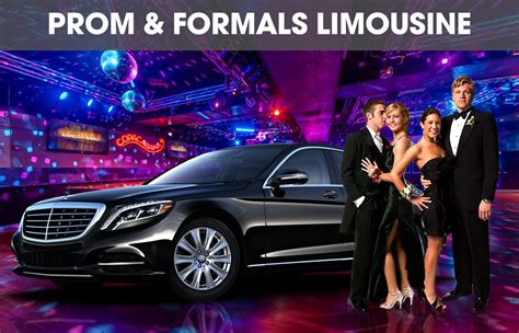 Prom Limousine by Prom Formals Limousine