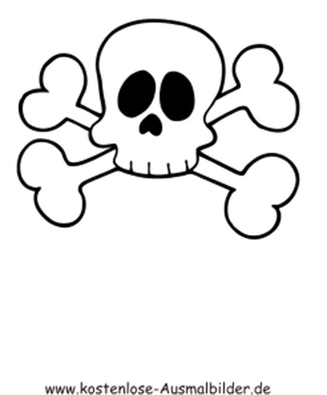 vorlagen totenkopf ausmalbilder malvorlagen pirat totenkopf