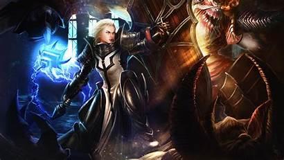 Diablo Crusader Reaper Souls Iii Ros Female