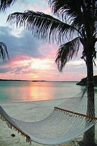 Bahamas Beach Sunset