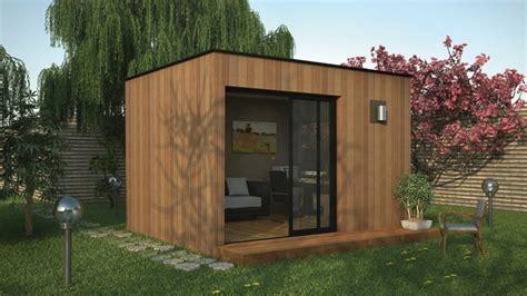 bureau de jardin prix studio ou bureau cl en en ossature bois of studio de
