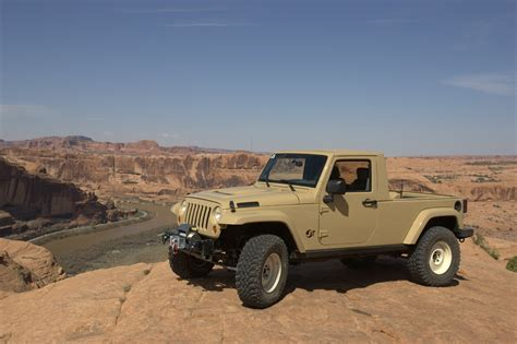 2007 Jeep Wrangler Jt Concept History, Pictures, Sales