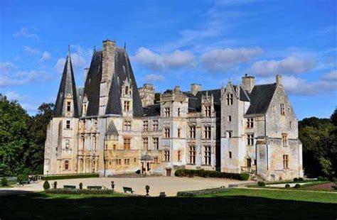arte cuisine des terroirs châteaux le château de fontaine henry normandie