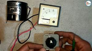 Ammeter Selector Switch Wiring Kaise Kare