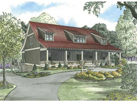 beautiful rustic country home  super open layout hq plans pictures metal building homes