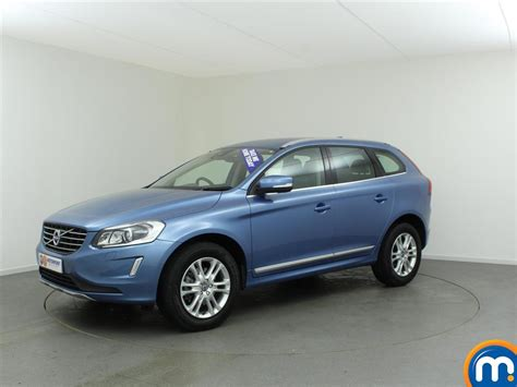 Volvo Xc60 Crossover by Used Volvo Xc60 For Sale Second Nearly New Cars