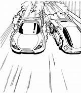 Race Track Coloring Wheels Drawing Getdrawings Cool sketch template