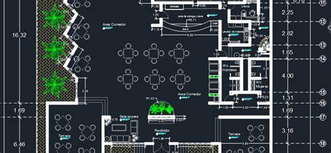 cuisine autocad restaurant 2d dwg design plan for autocad designs cad
