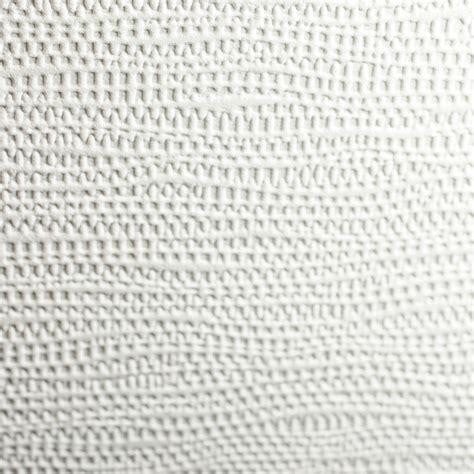Graham & Brown Superfresco White Grass cloth Paintable