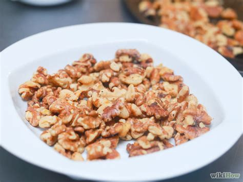 toasting walnuts 8 ways to toast walnuts wikihow