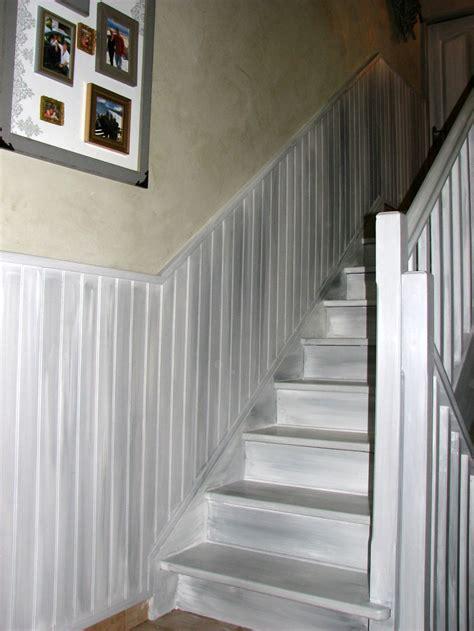 cuisine taupe peinture patine meuble et escalier bois toulouse luc