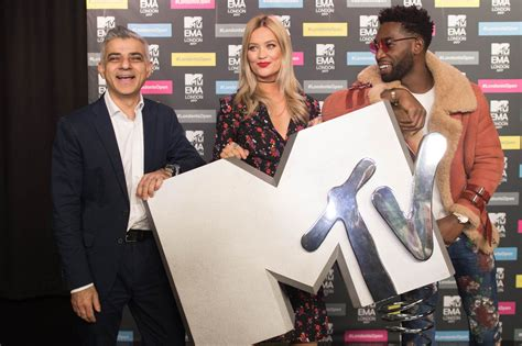 Mtv Emas Will Be Held In London, At The Sse Arena Wembley