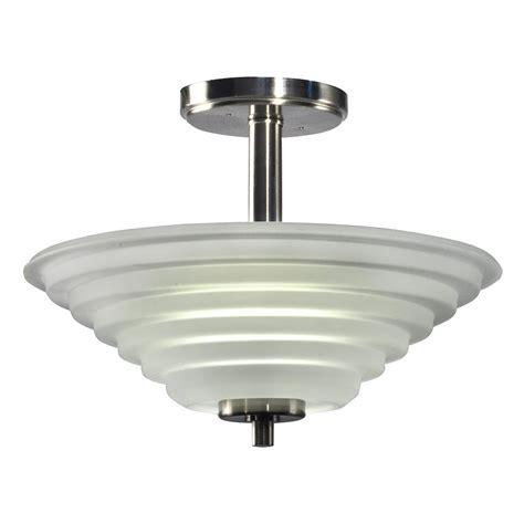 integrated led lights springdale lighting solomon 18 watt satin nickel