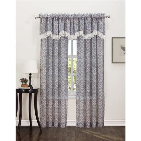 Kmart Sheer Curtain Panels by Valance Window Panel Kmart Valance Curtain