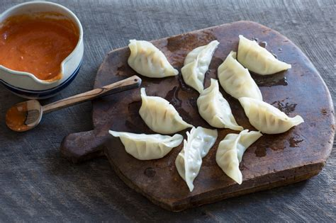 Nepali Chicken Dumplings (momo) Recipe