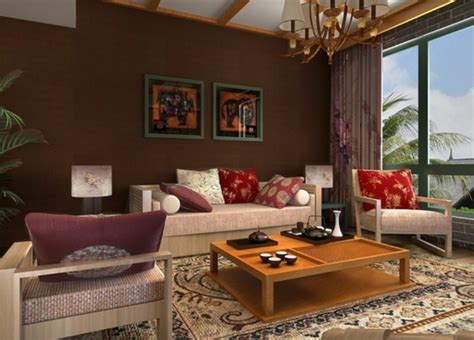 wohnzimmer ideen braun tne 150 coole tapeten farben ideen teil 1 archzine net