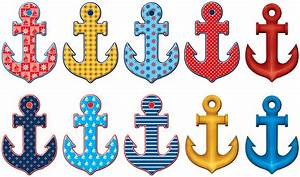 Anchors Accents - TCR5354 Teacher Created Resources