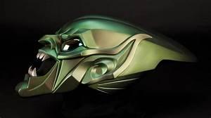 *green goblin mask build*
