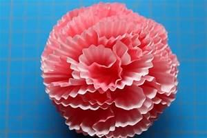 Blüten Aus Papier : bl ten aus papier muffinf rmchen ~ Eleganceandgraceweddings.com Haus und Dekorationen