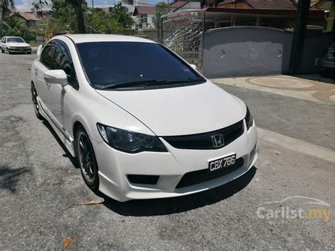 best car repair manuals 2006 honda civic electronic toll collection honda civic 2006 i vtec 2 0 in penang automatic sedan white for rm 51 000 3738162 carlist my
