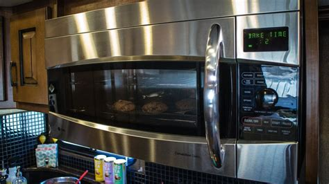 rv quick tip     microwave convection oven youtube
