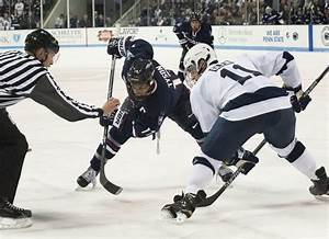 A hockey night in the valley   Penn State University