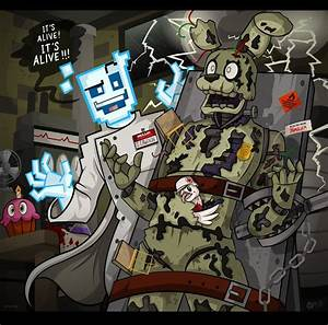Five Nights at Freddy s Image Thread