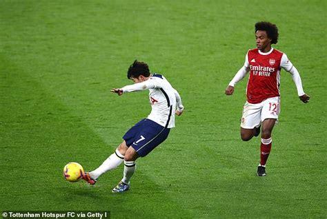 Mourinho hails Son and Harry Kane for 'working like ...