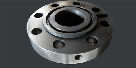 Ring Type Joint Flanges, Stainless Steel Rtj Flanges, High