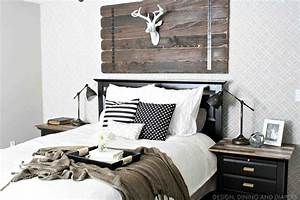 The Images Collection of Diy diy farmhouse bedroom decor