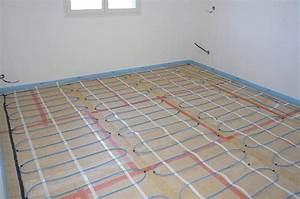 Sol Chauffant Électrique : chauffage electrique radiateur ou sol ~ Melissatoandfro.com Idées de Décoration