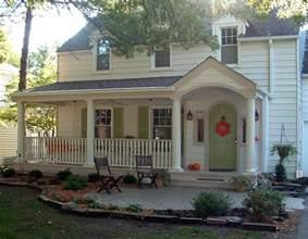 Concrete Front Porch Idea Porch Craftsman Brick Front Porch Ideas Style For Ranch Home
