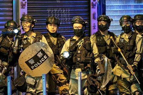 'Hong Kong is becoming a police dictatorship' | Green Left