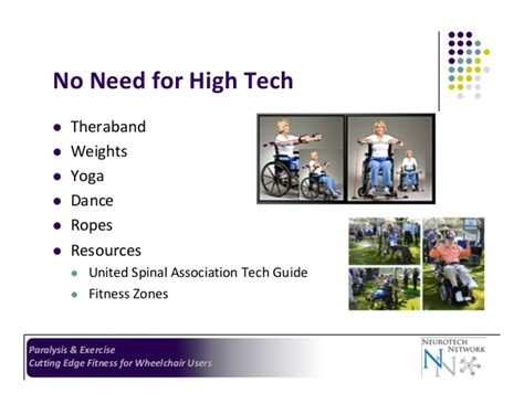 Cutting Edge Fitness For Wheelchair Users 2013